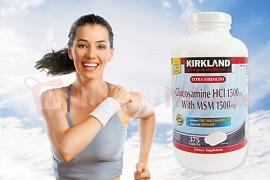 Thuốc bổ xương khớp Glucosamine 1500mg Kirkland - Mỹ 375 viên