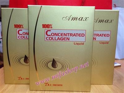 Tinh chất collagen Amax cô đặc 100% - ÚC
