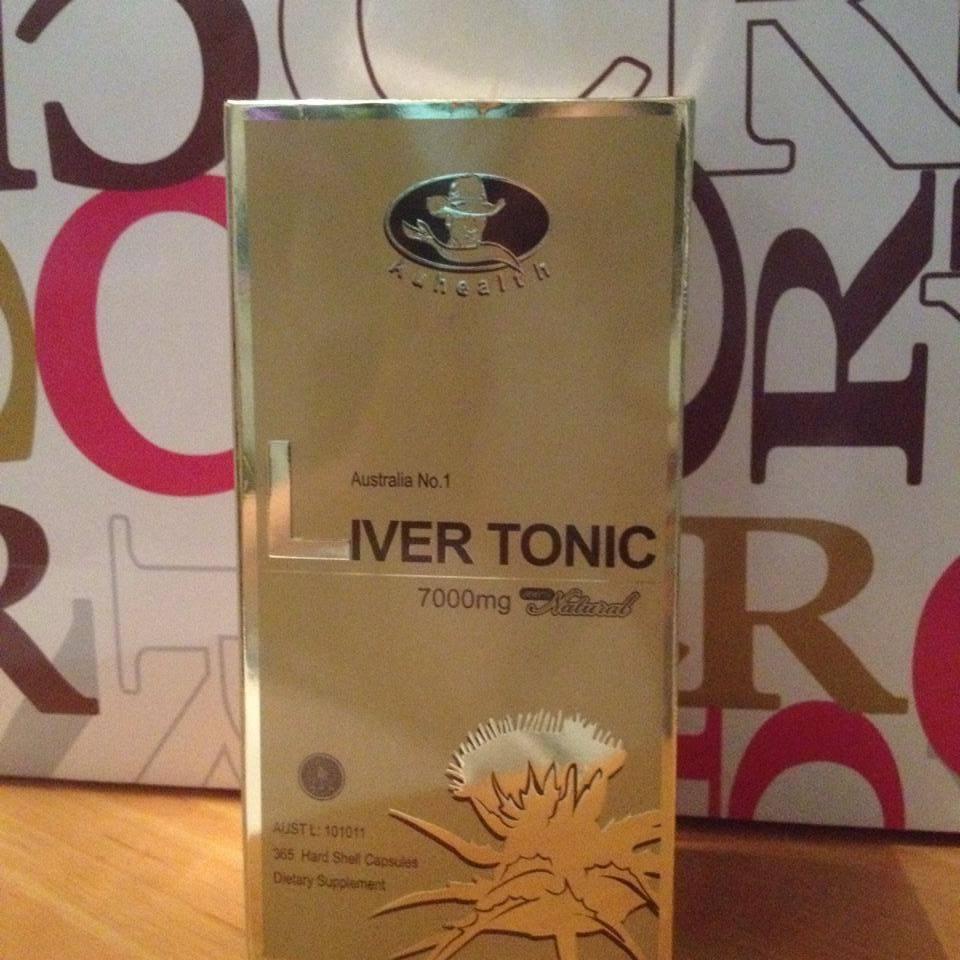 Thuốc bổ Gan Liver Tonic 7000Mg - Úc