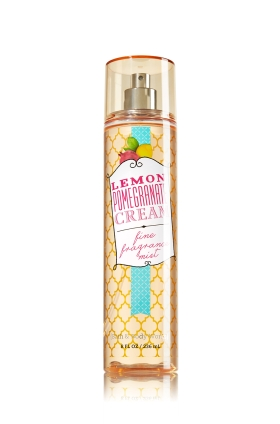 Xịt thơm bath n body work Lemon Pomegranate