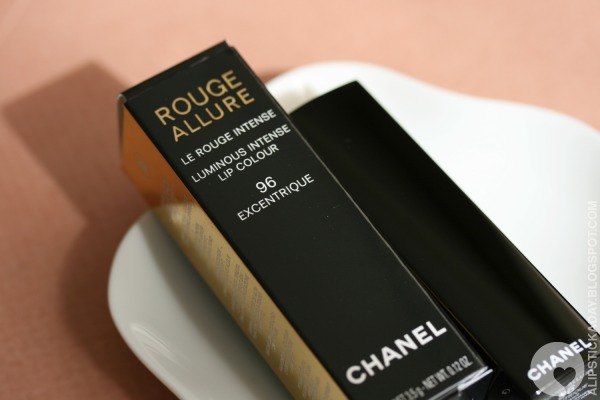 Son moi Chanel Rouge Allure 96