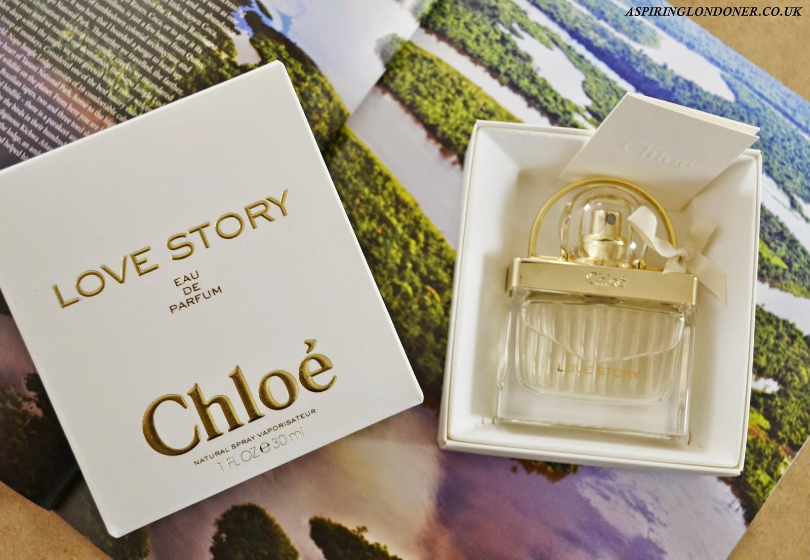 Nước hoa Love Story by Chloe