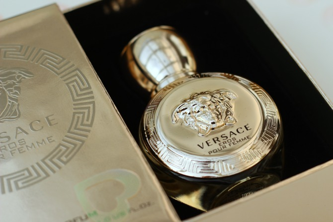 Nước hoa Versace Eros edp made in Spain