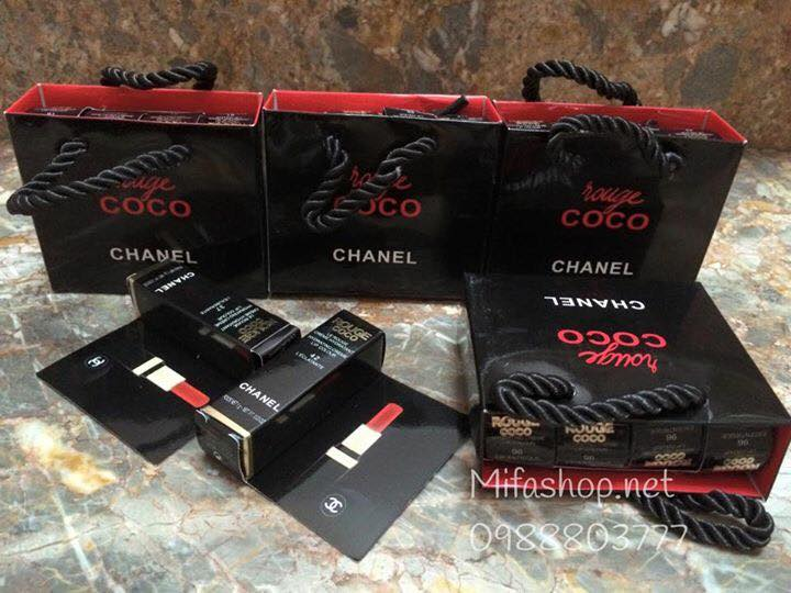 son chanel rouge coco mini 1