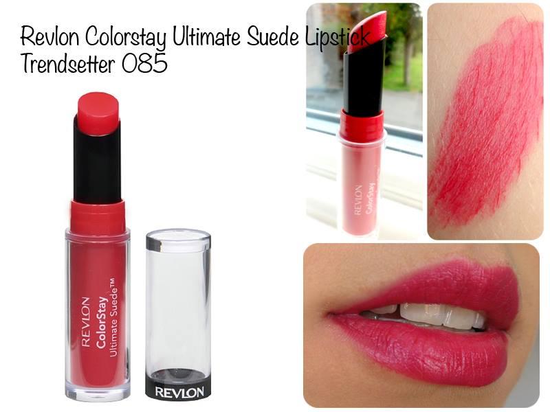 son môi Revlon ColorStay - 085 Trendsetter