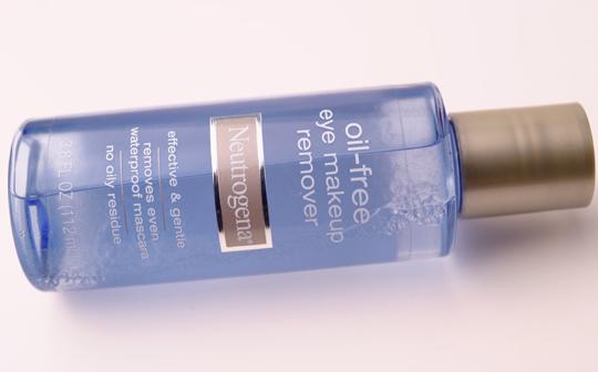 Tẩy trang mắt môi neutrogana oil free