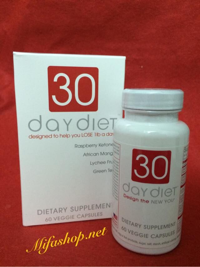 30 day diet mifashop.net