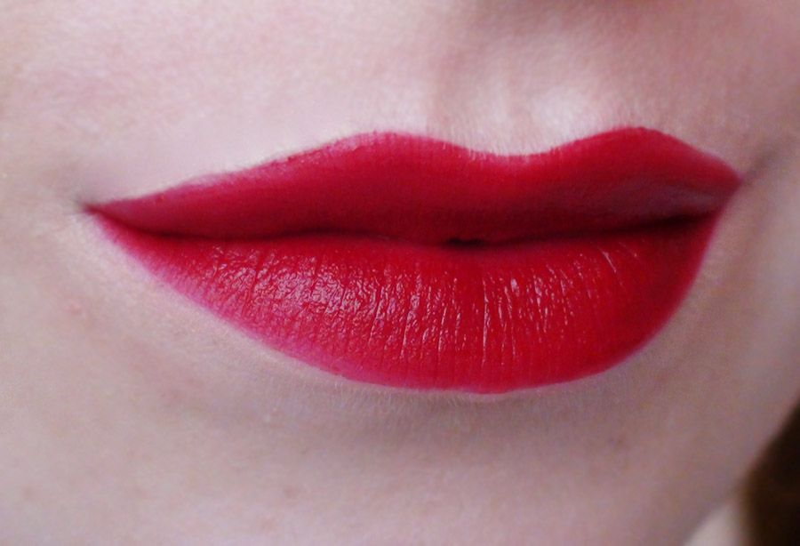 Son Bourjois Rouge Edition Velvet 08 Grand Cru swatch