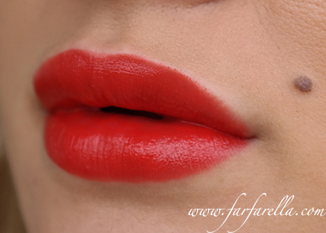 Son Chanel Rouge Allure 97 Incandescente swatch 1