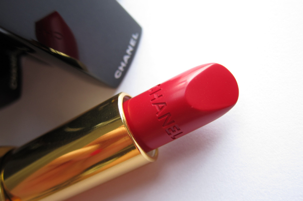 Son chanel rouge allure 99 - pirate