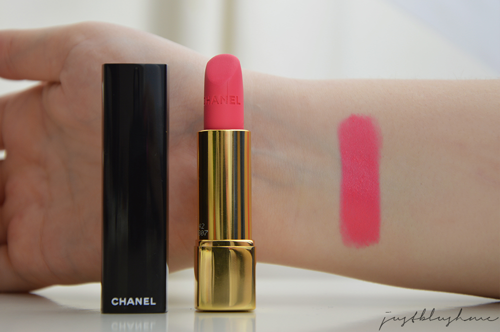Son Chanel Rouge Allure velvet 42 mifashop