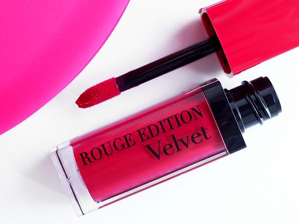 Son Rouge Edition Velvet Bourjois 02 Frambourjoise
