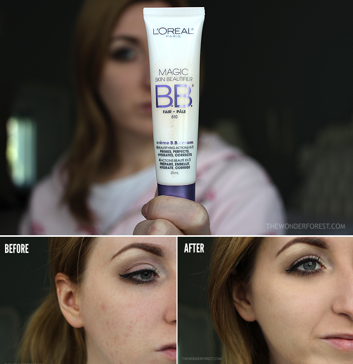 Kem nền BB L'Oreal Paris Magic Skin Beautifier Mỹ