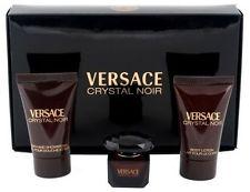 Set quà tặng Versace Crystal Noir 5ml