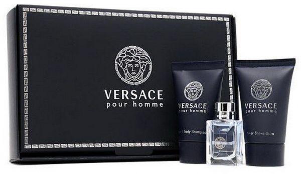 Set Versace Pour Homme 5ml