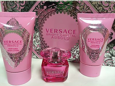 Versace Bright Crystal Absolu 5ml
