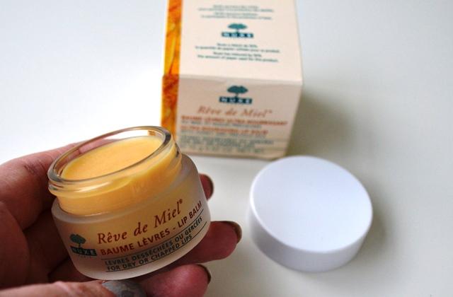 Son dưỡng môi Reve De Miel Pháp 1