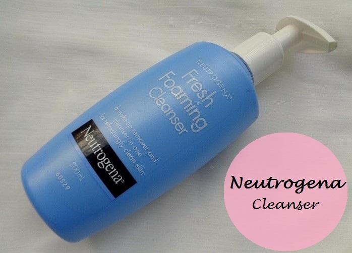 Sữa Rửa Mặt Tẩy Trang Neutrogena Fresh Foaming Cleanser