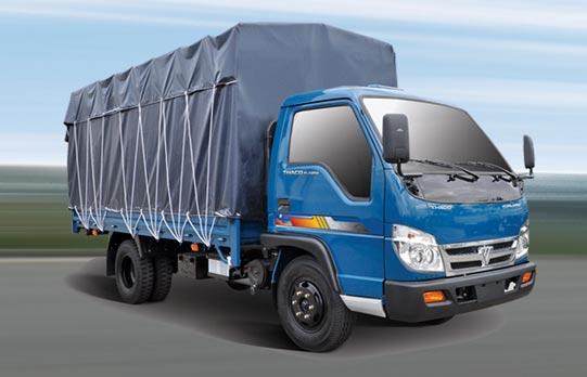 cho thuê xe tải ở Đông Hưng Thái Bình
