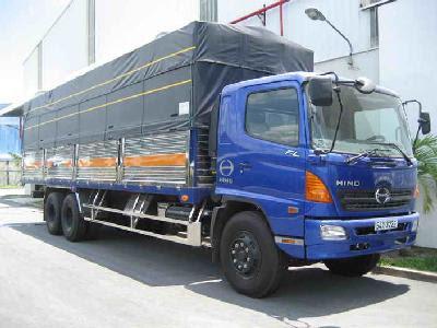 cho thuê xe tải ở Thái Thụy Thái Bình