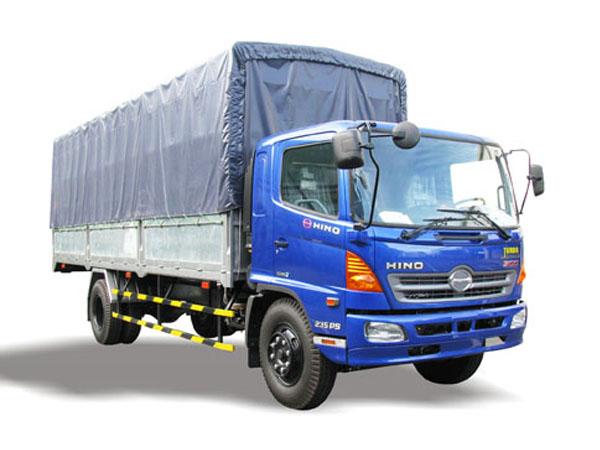 Cho thuê xe tải ở Thủ Dầu Một Bình Dương