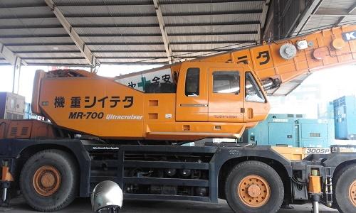 cho thuê xe cẩu tại huyện Bình Chánh tp Hồ Chí Minh