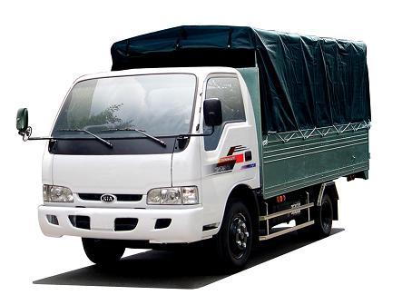 Cho thuê xe tải tại quận 2 tp Hồ Chí Minh