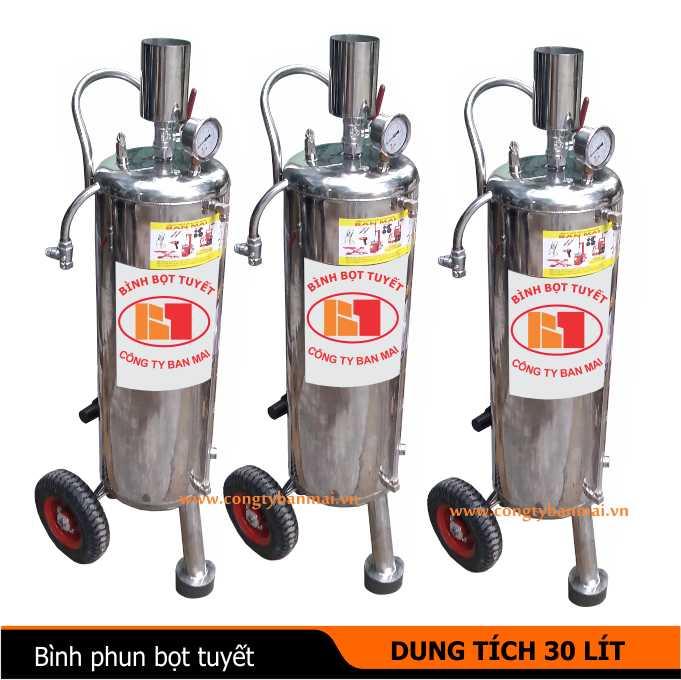 máy rửa xe bọt tuyết, Binh bot tuyet 30 lit, binh phun bot tuyet rua oto xe may 30 lit, binh tạo bot tuyet 30 lit, may phun bot tuyet 30 lit