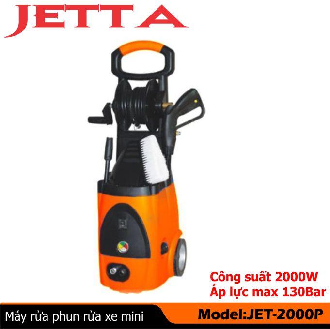 máy rửa xe gia đình JETTA, Máy rửa xe mini, máy phun áp lực, máy rửa cao áp