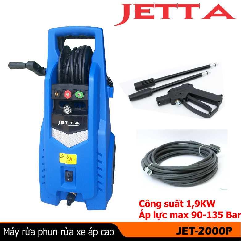 Máy rửa xe gia đình JET1900P, máy rửa xe mini, máy phun áp lực JETTA, Máy bơm rửa xe gia đình, Máy xịt rửa xe gia đình, Máy bơm nước rửa xe ô tô, máy bơm áp lực