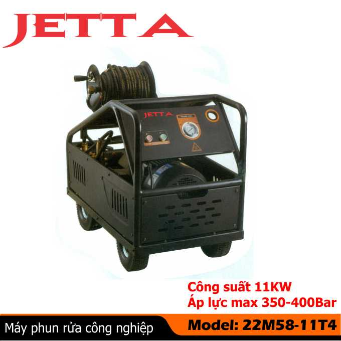 Máy phun rửa công nghiệp, máy rửa cao áp, máy rửa xe chuyên dụng