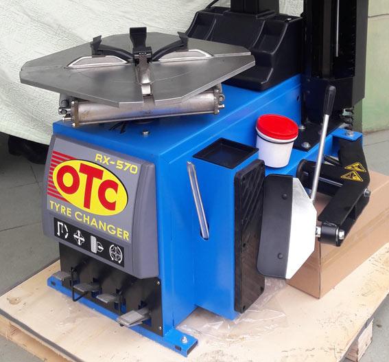 máy tháo vỏ xe tự động RX570, máy cậy vỏ xe ô tô, máy ra vào vỏ tự động, máy làm vỏ xe ô tô