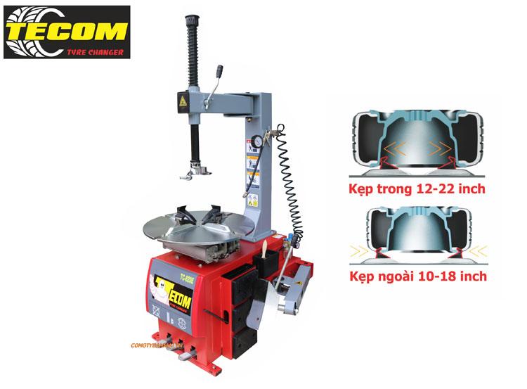 máy tháo vỏ TC-820E, máy ra vào vỏ TC820E, máy ra vỏ xe TC820E, máy ra vào lốp TC820E, máy cậy mở vỏ không ruột