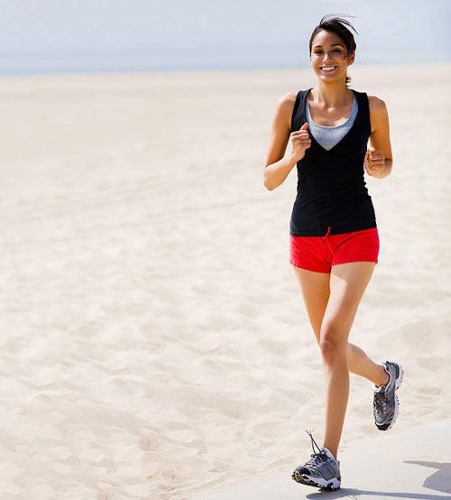 chạy bộ vào buổi sáng cần lưu ý