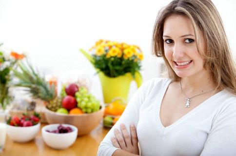 Thay đổi chế độ ăn uống