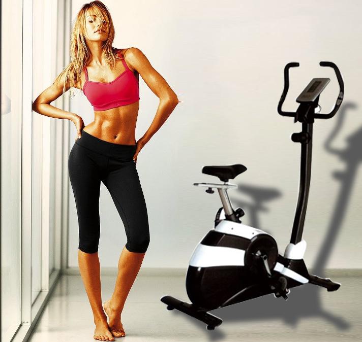 Luyện tập đúng cách cùng xe đạp tập thể dục
