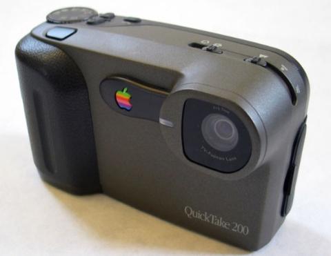 Steve Jobs từng muốn thay đổi thế giới nhiếp ảnh