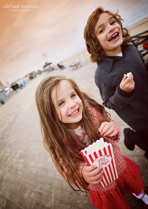 Bộ ảnh cực đáng yêu của cặp anh em người Mỹ 2