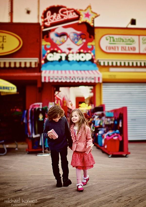 Bộ ảnh cực đáng yêu của cặp anh em người Mỹ 4