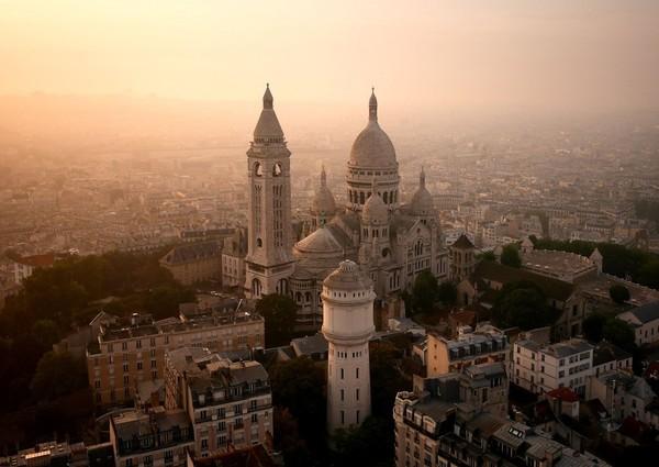 Chùm ảnh châu Âu đẹp đến ngoạn mục được chụp từ trên không trung 5