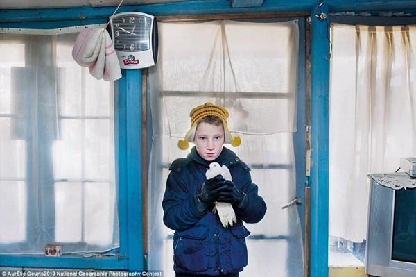 Những bức ảnh đoạt giải cao trong cuộc thi ảnh National Geographic 5