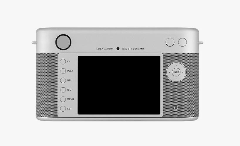 Leica M được thiết kế bởi Jony Ive và Marc Newson