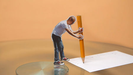 Hơn 3.000 tấm ảnh tạo nên clip Stop-motion tuyệt đỉnh