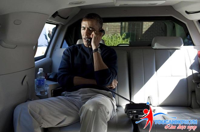 Những cú điện thoại 'giải cứu thế giới' của tổng thống Mỹ