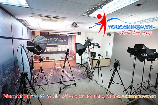 Tuyển sinh khóa học Nhiếp ảnh cơ bản và chuyên nghiệp