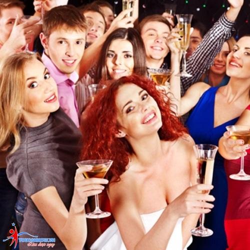 Kinh nghiệm tổ chức tiệc tại nhà