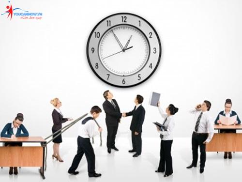 Kỹ năng quản lý thời gian đối với người làm event