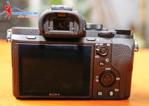 Máy ảnh Sony Alpha A7 II về Việt Nam