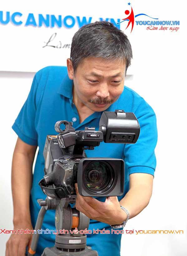trung tâm đào tạo quay phim chuyên nghiệp hà nội