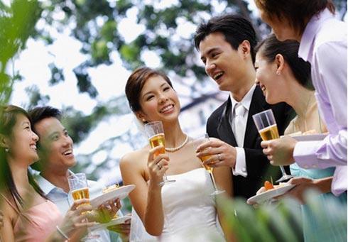 Tổ chức đám cưới sáng tạo với 5 bí quyết - Tổ chức sự kiện 3